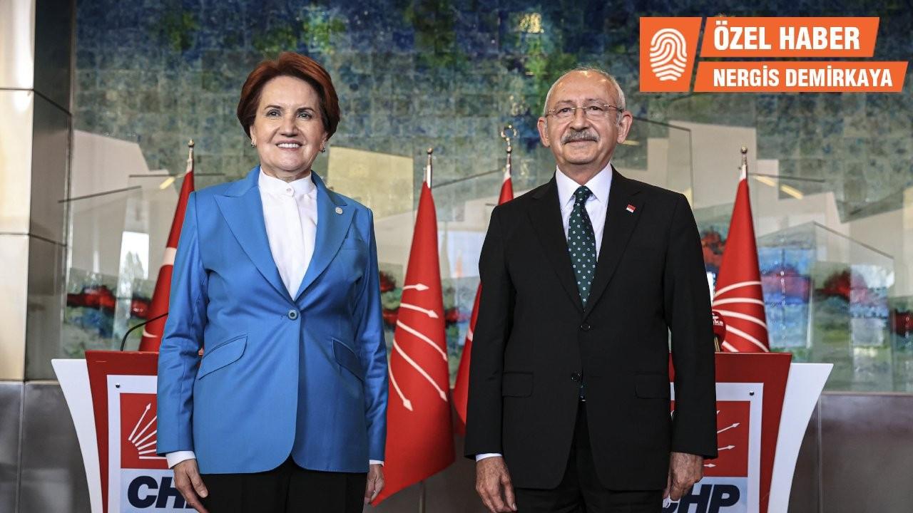 Kılıçdaroğlu-Akşener buluşmasında neler konuşuldu?