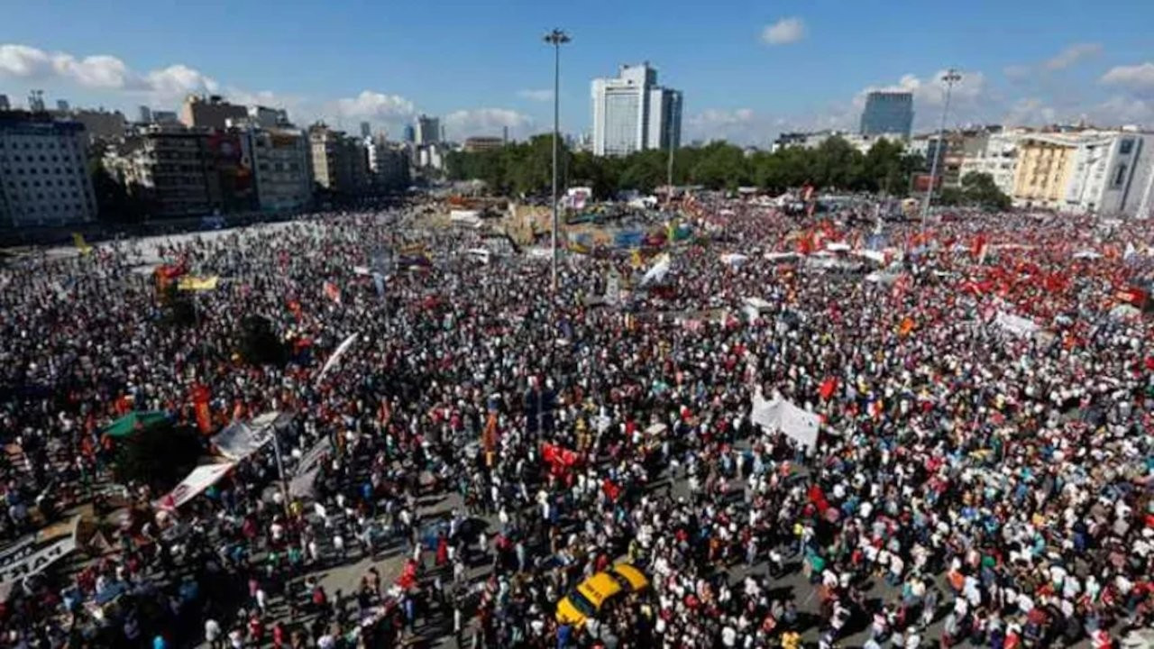 Anayasa Mahkemesi'nden Gezi Davası kararı: İddia dayanaktan yoksun