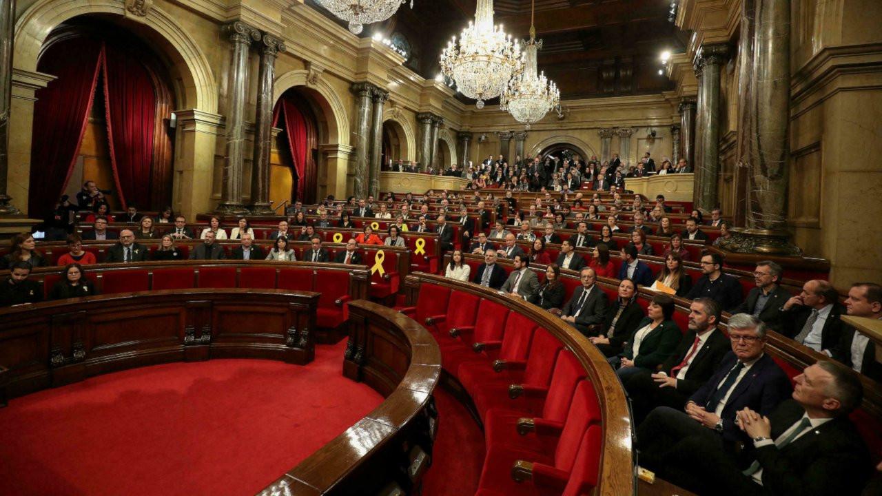Katalonya Parlamentosu'ndan Kuzey Suriye Yönetimini tanıma kararı