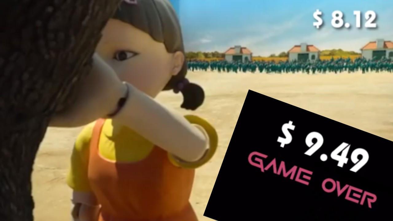Saadet'ten Squid Game göndermeli yeni video: Game Over