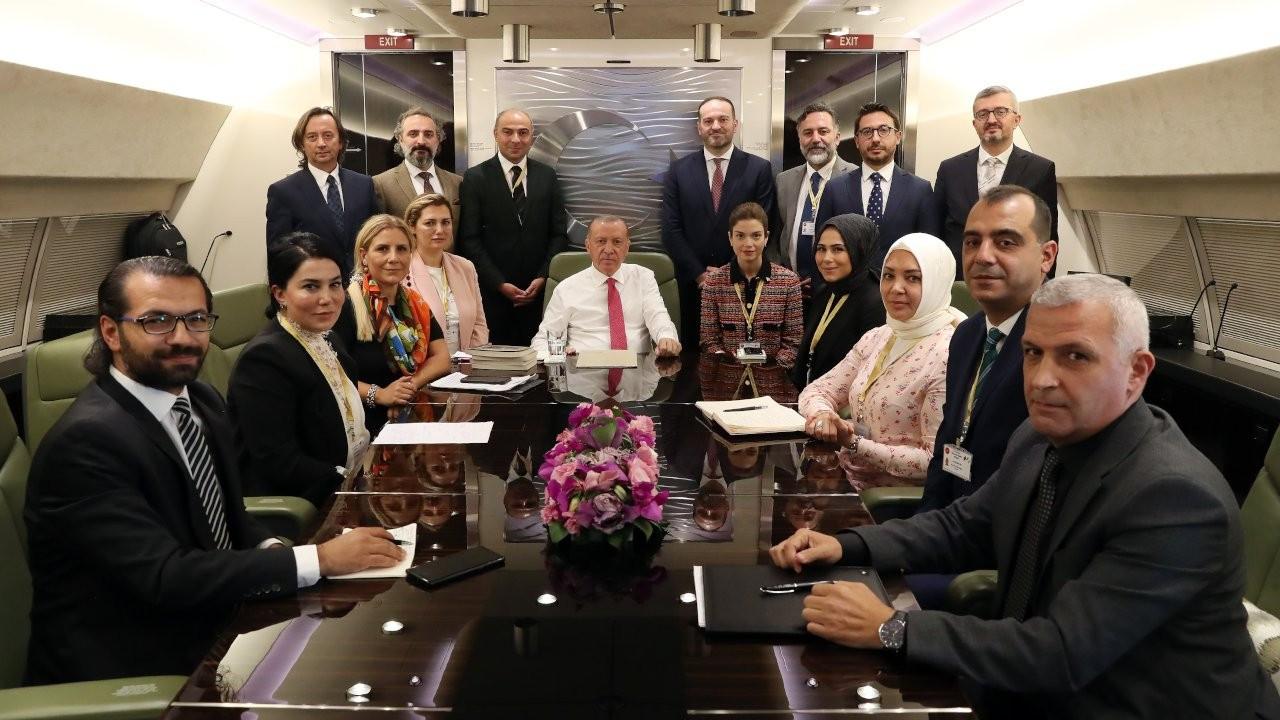 Erdoğan'dan, 10 büyükelçiye: Ülkemizde ağırlama lüksümüz olamaz