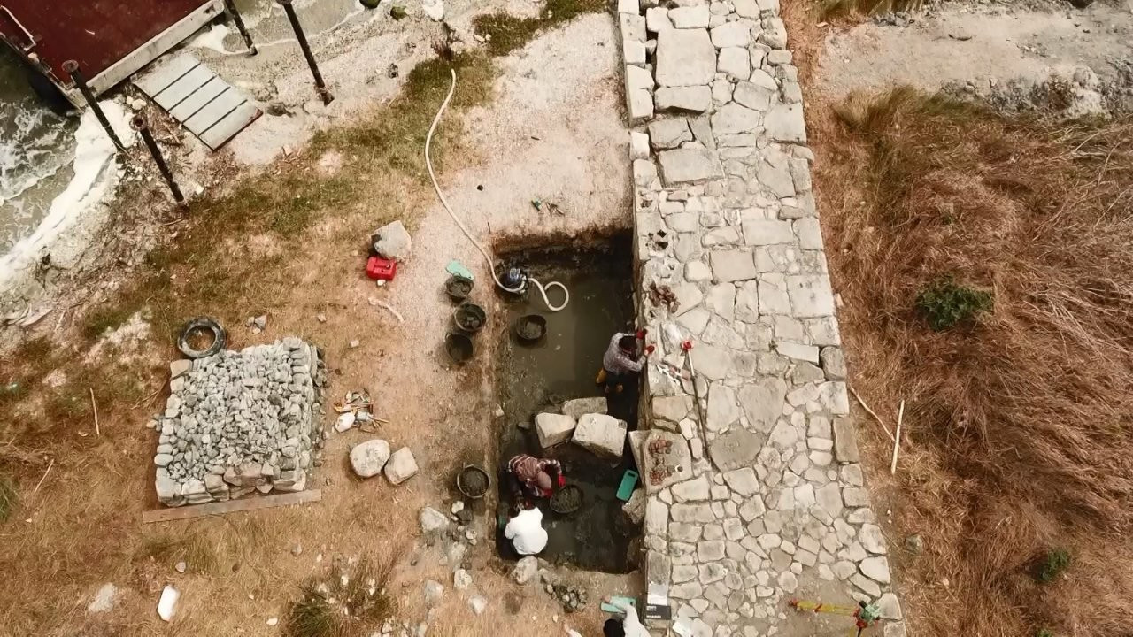 İstanbul'da Avar saldırısının ve Vikinglerin izleri bulundu