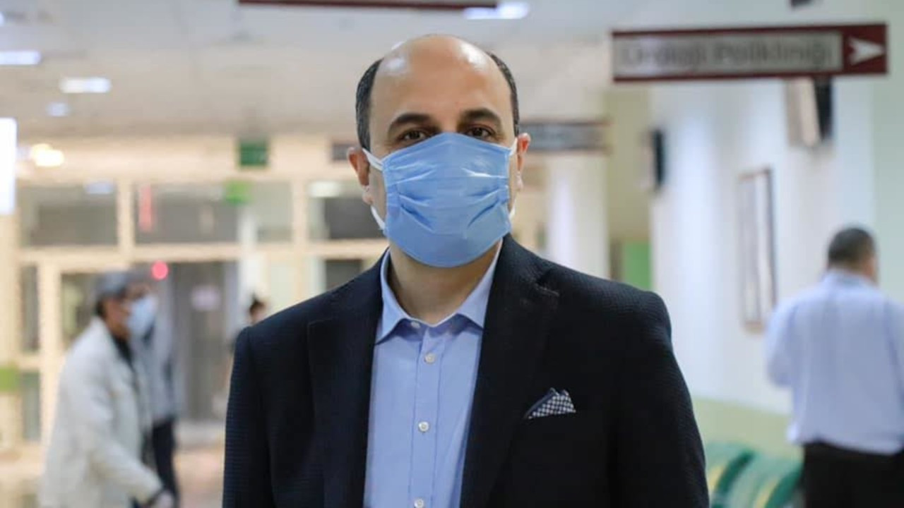 Samsun İl Sağlık Müdürü: 2 günde 21 kişiyi Covid-19'dan kaybettik