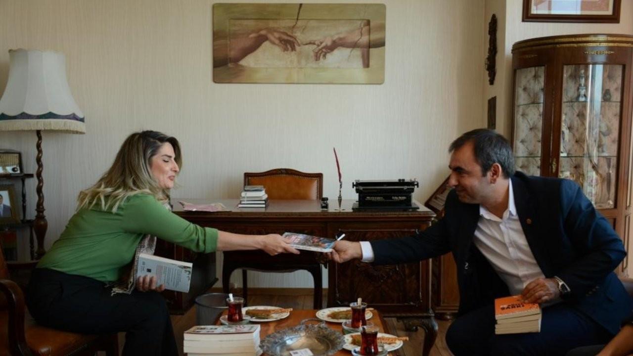 EMEP Genel Başkanı Akdeniz: Demirtaş'a toz kondurmayız