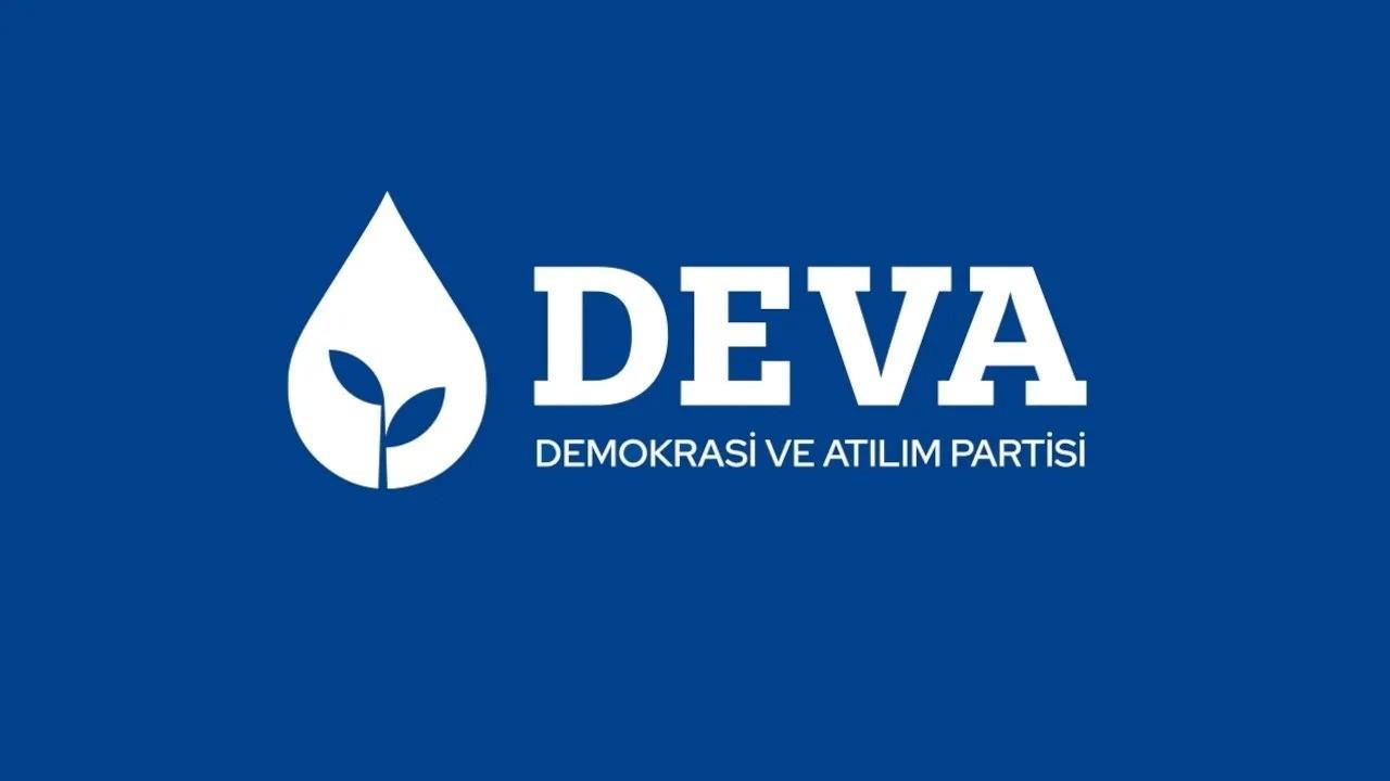 DEVA Partisi Kayapınar ilçe teşkilatında toplu istifa