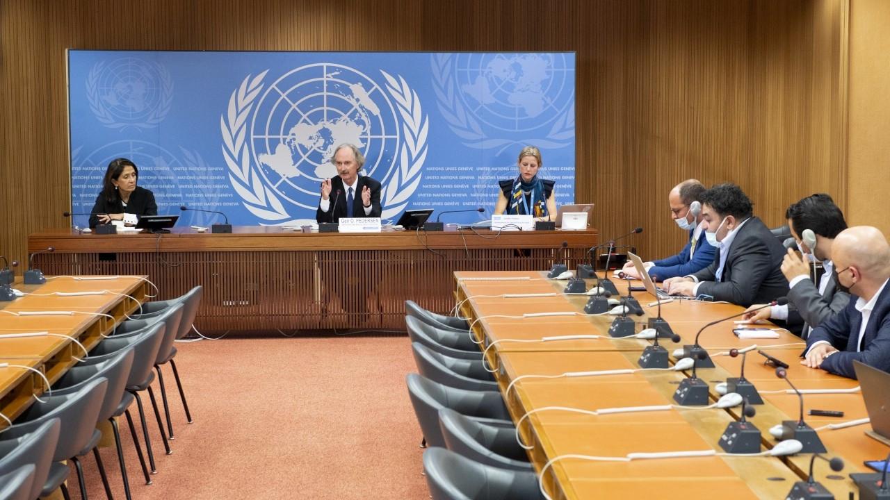 BM Suriye Özel Temsilcisi: Görüşmeler büyük bir hayal kırıklığıydı