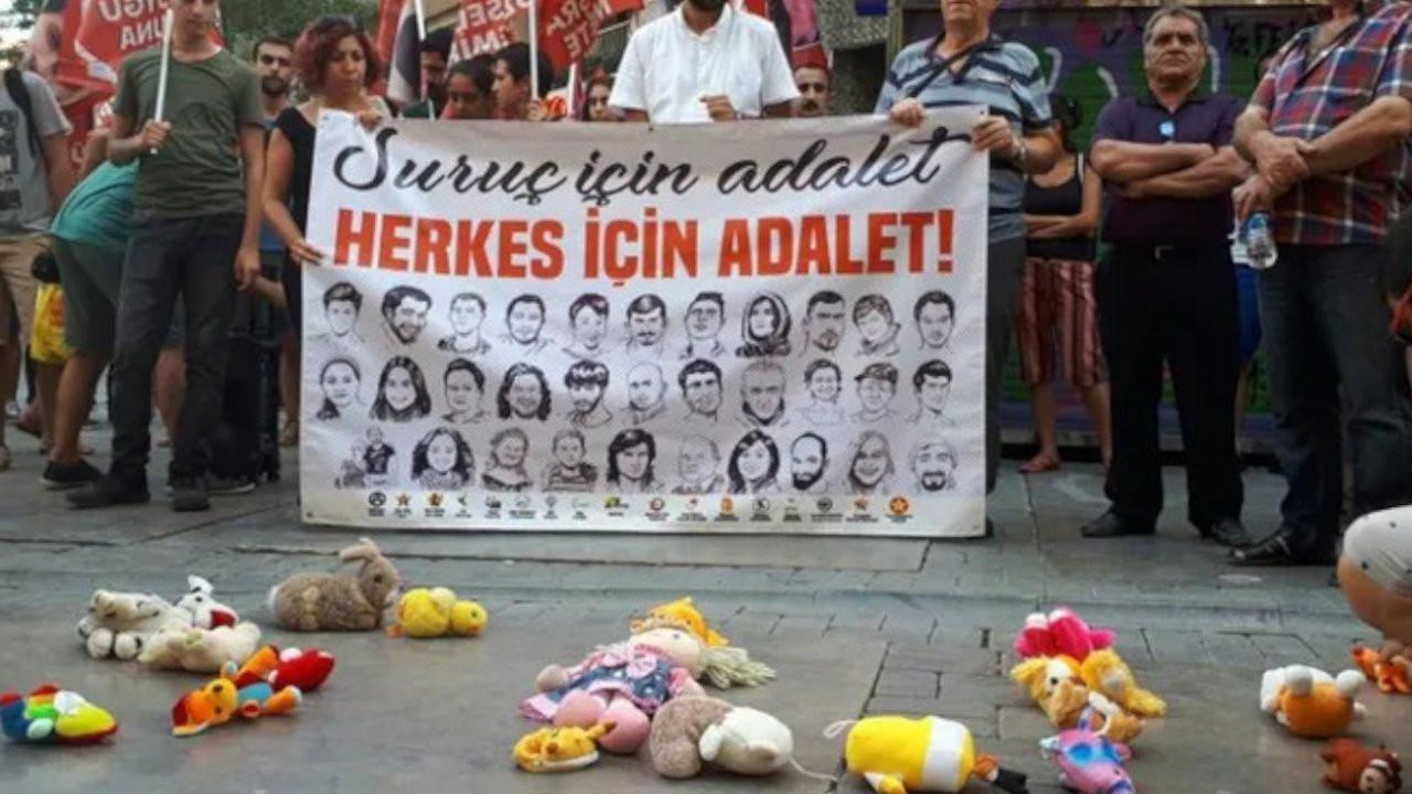 Suruç Davası: Yakup Şahin'e 34 kez ağırlaştırılmış müebbet hapis