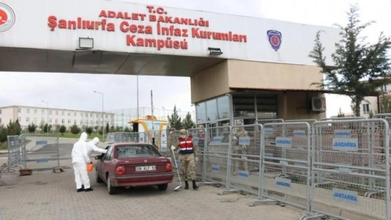 Urfa'da cezaevleri yakınında eylem yasağı