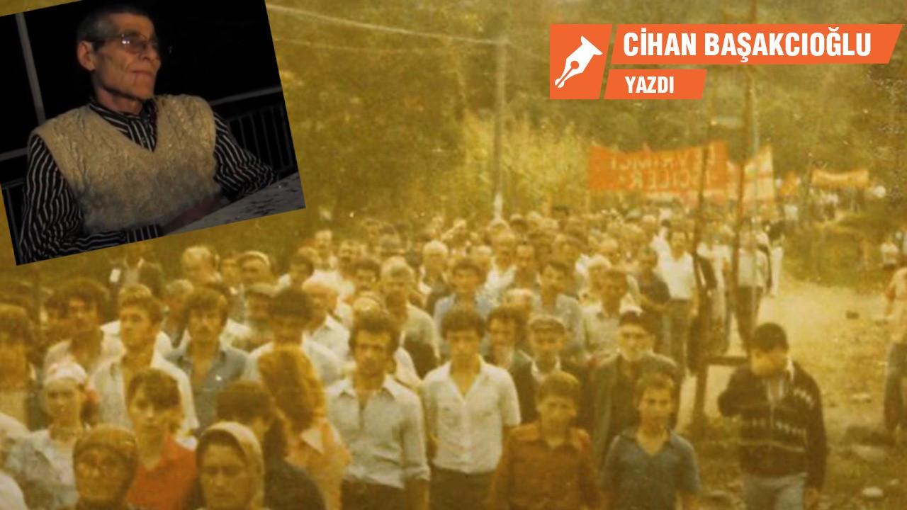 12 Eylül'den Uşak kırsalına: 'Gerilla' lakaplı Ali Bilgi vefat etti