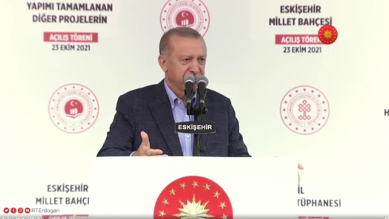 Erdoğan: 10 büyükelçinin istenmeyen adam ilan edilmesini istedim