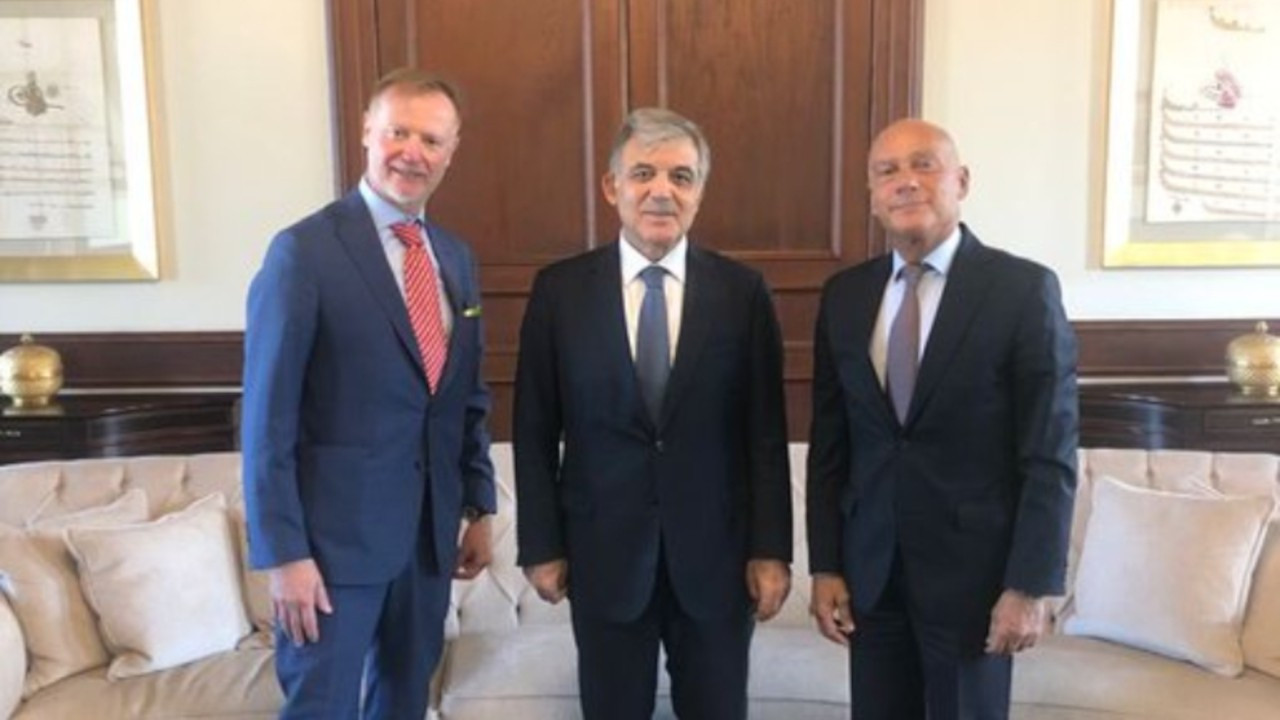 Erdoğan tepki göstermişti: Gül, Finlandiya Büyükelçisi ile görüştü