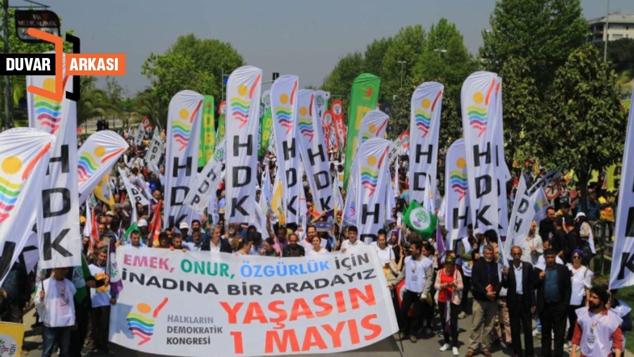 Duvar Arkası... HDP seçeneksiz bırakmayacak: 1 değil 4 parti!