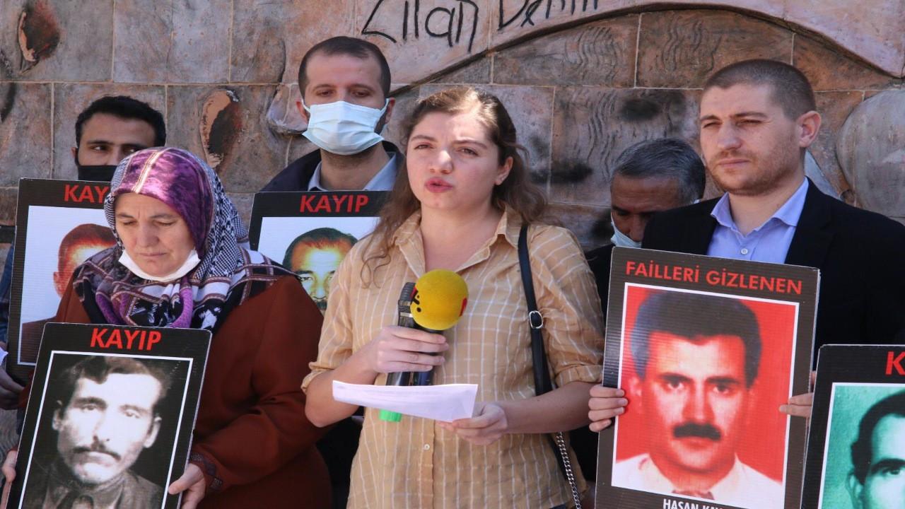 Kayıp yakınları Recai Aydın'ın akıbetini sordu