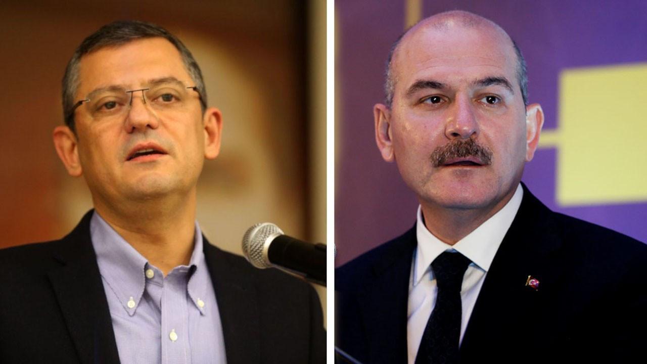Özgür Özel'den Süleyman Soylu'ya Boğaziçi tepkisi