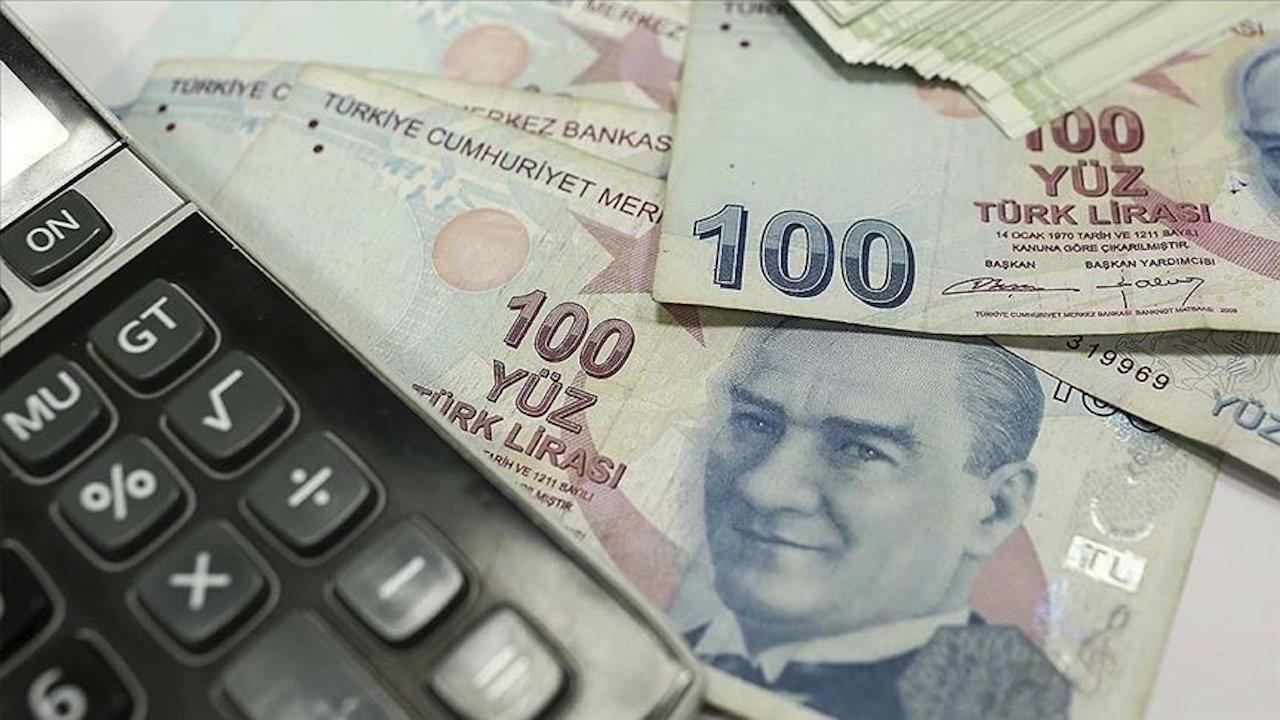 Ücreti 4 bin lira olan işçiden yıllık 1479 lira vergi kesiliyor