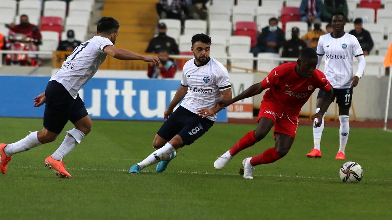 2 gol, 2 kırmızı kart, 1 penaltı: Sivas'ta kazanan yok