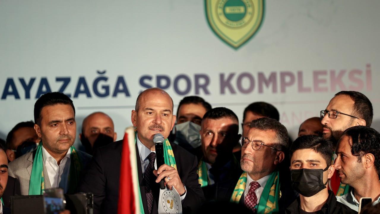 Soylu: Erdoğan'dan sonra Türkiye'de spor yapma matematiği değişmiştir