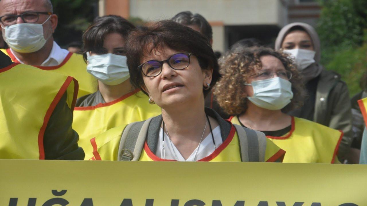 Eğitim Sen Kocaeli: Doç. Dr. Aslı Kayhan'ın görevine iade edilmeli