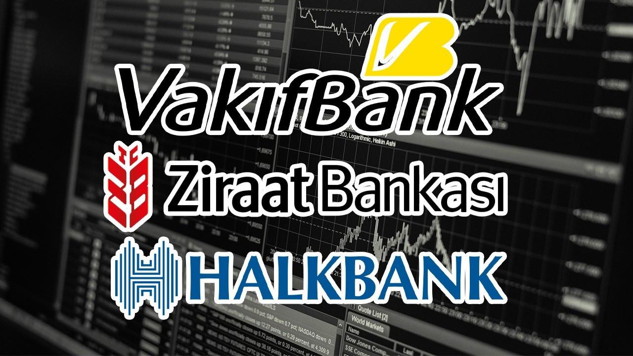 Kamu bankalarından ortak açıklama: Faizde 200 baz puana kadar indirim