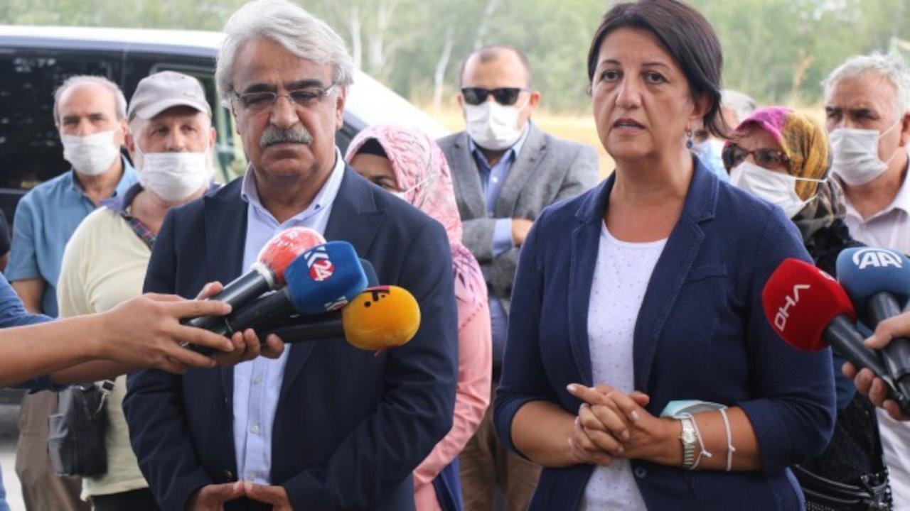 HDP'den 'büyükelçi' açıklaması: Mevcut krizleri örtme çabası