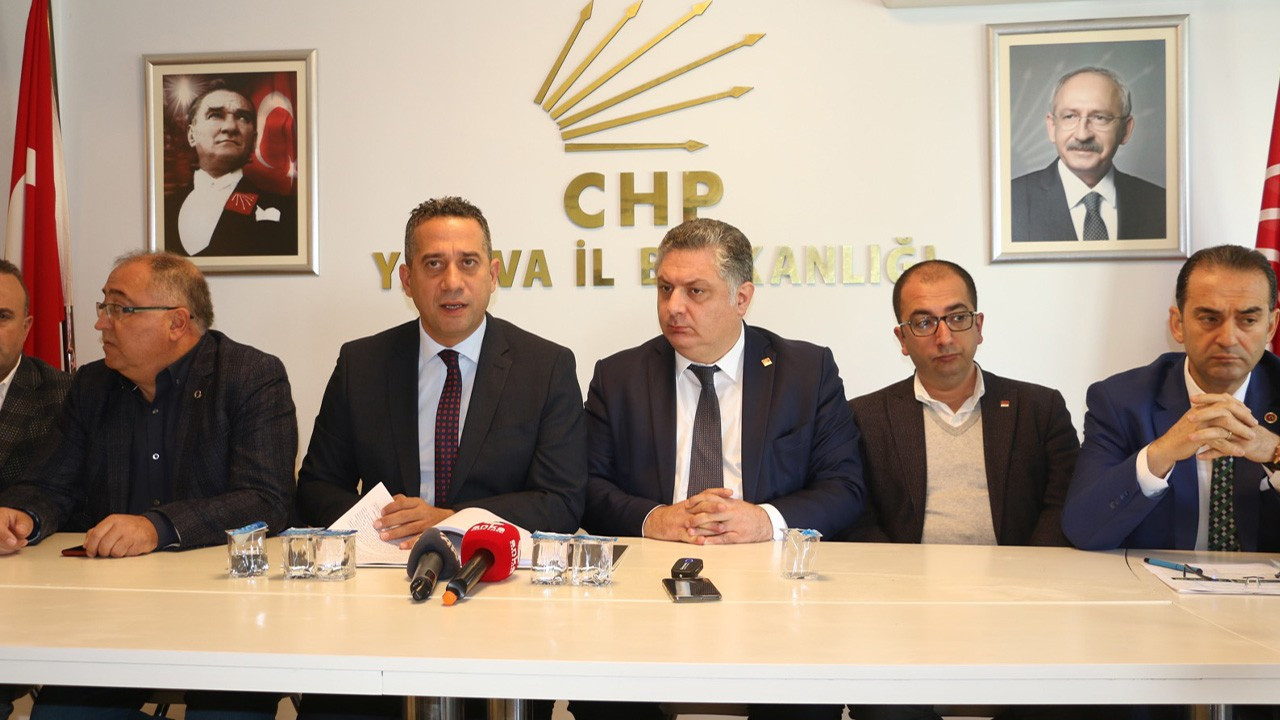CHP'li Başarır: Kumpasın baş aktörü Süleyman Soylu'dur