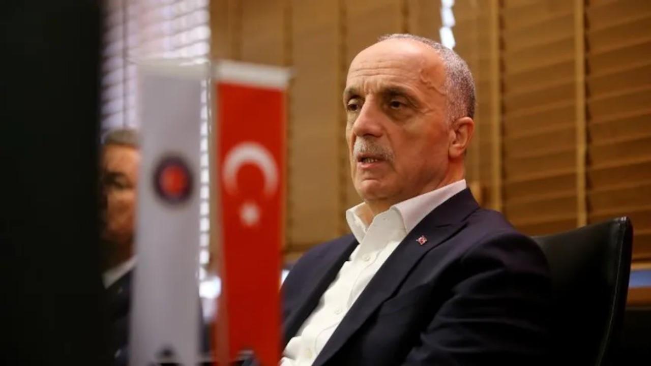 Türk-İş Başkanı Atalay: Sayın Cumhurbaşkanımıza, kararlı duruşundan dolayı teşekkür ediyoruz