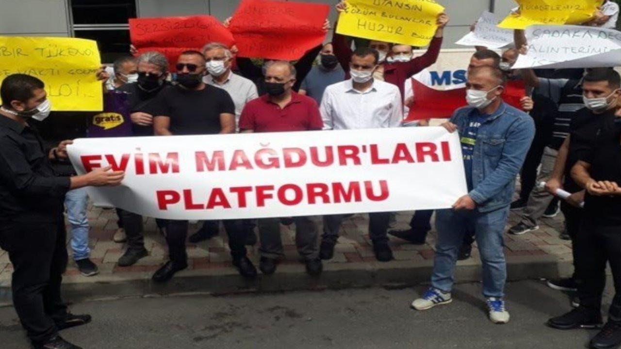 'Evim mağdurları' Meclis gündeminde: TMSF neden açıklama yapmıyor?