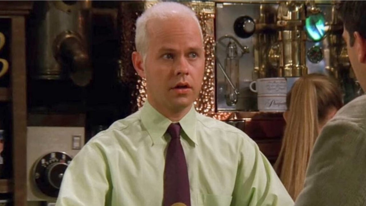 Friends dizisinin Gunther'ı James Michael Tyler öldü