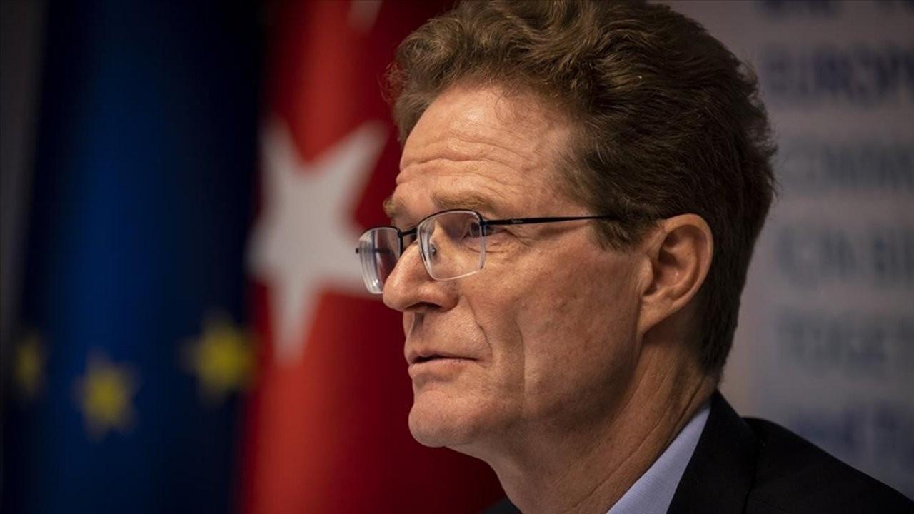 AB Büyükelçisi Meyer-Landrut: Türkiye AİHM kararlarına riayet etmeli