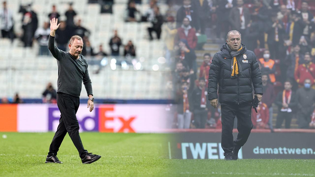 Beşiktaş'la Galatasaray 350. kez karşılaşacak