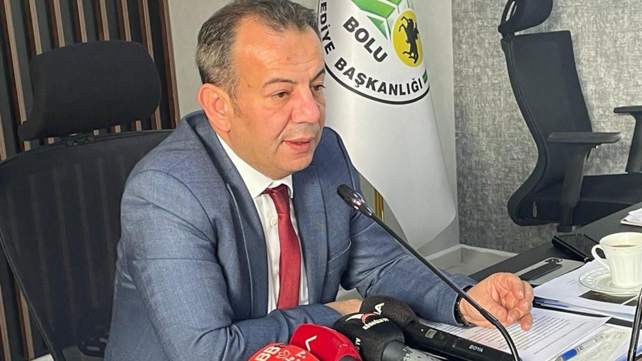 Tanju Özcan: O gaf nedeniyle ceza verildiğine inanmam
