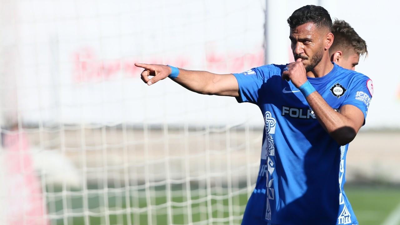 Altay, Türkiye Kupası'nda 4. tura yükseldi