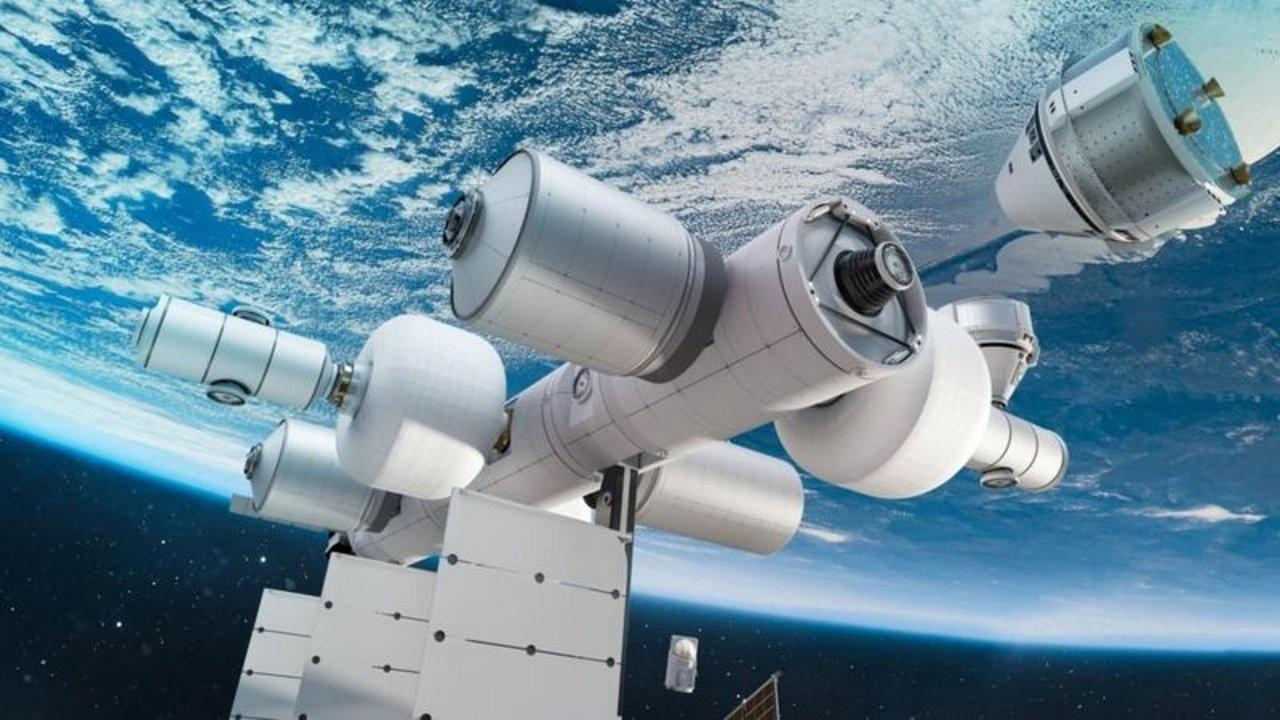Jeff Bezos'un şirketi Blue Origin ticari uzay istasyonu kuracak