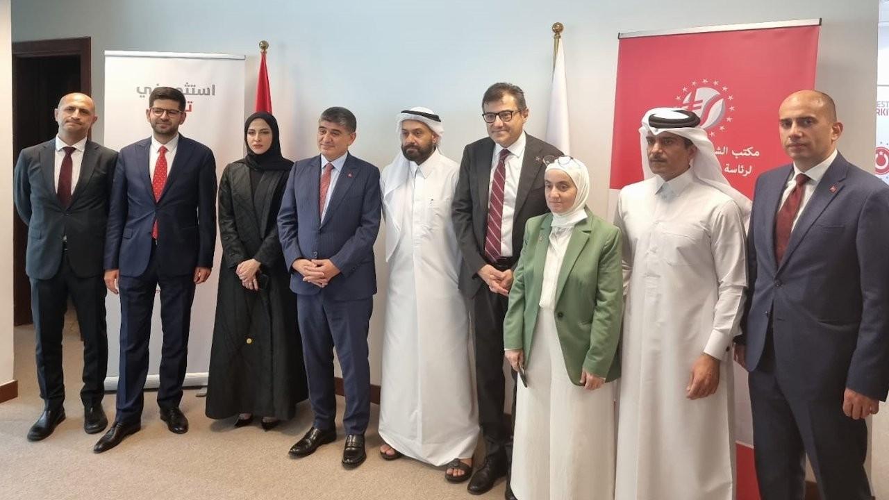 Cumhurbaşkanlığı Finans Ofisi Doha'da şube açtı