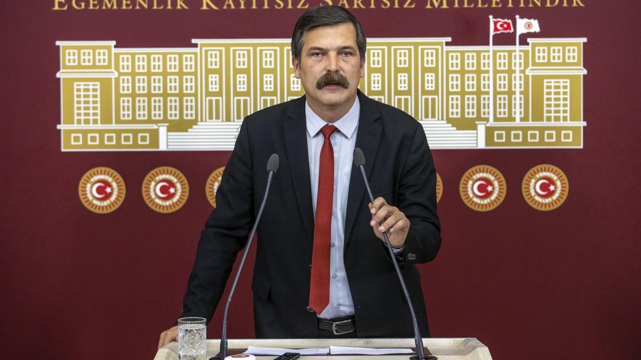 TİP Genel Başkanı Erkan Baş: Tezkereye tereddütsüz 'hayır' diyoruz