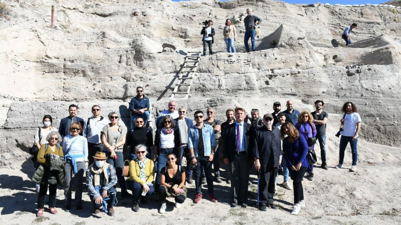 'Sanat ve Arkeoloji' projesi tanıtıldı