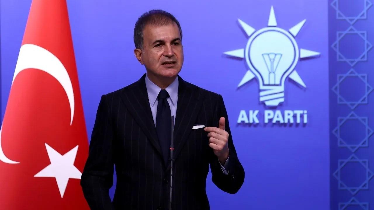 CHP'nin tezkereye 'hayır' kararı sonrası AK Parti'den açıklama