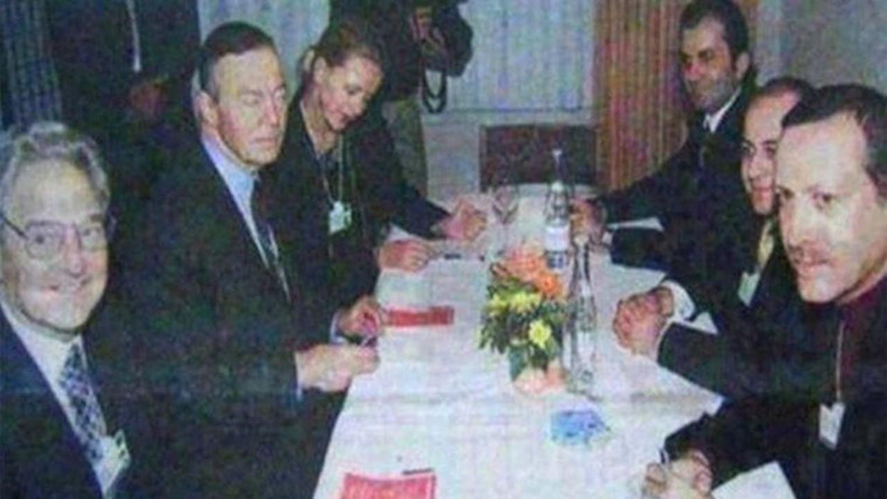 Abdüllatif Şener, Erdoğan ile Soros'un toplantısını anlattı