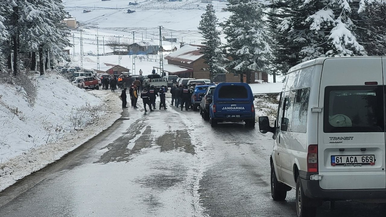 Trabzon'da yaylada yıkım gerginliği