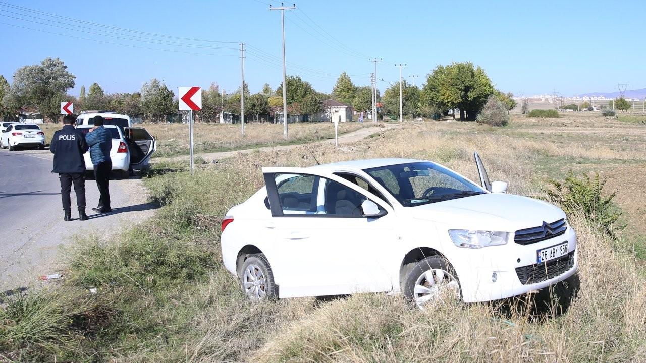 Eskişehir'de bir kişi otomobilde ölü bulundu