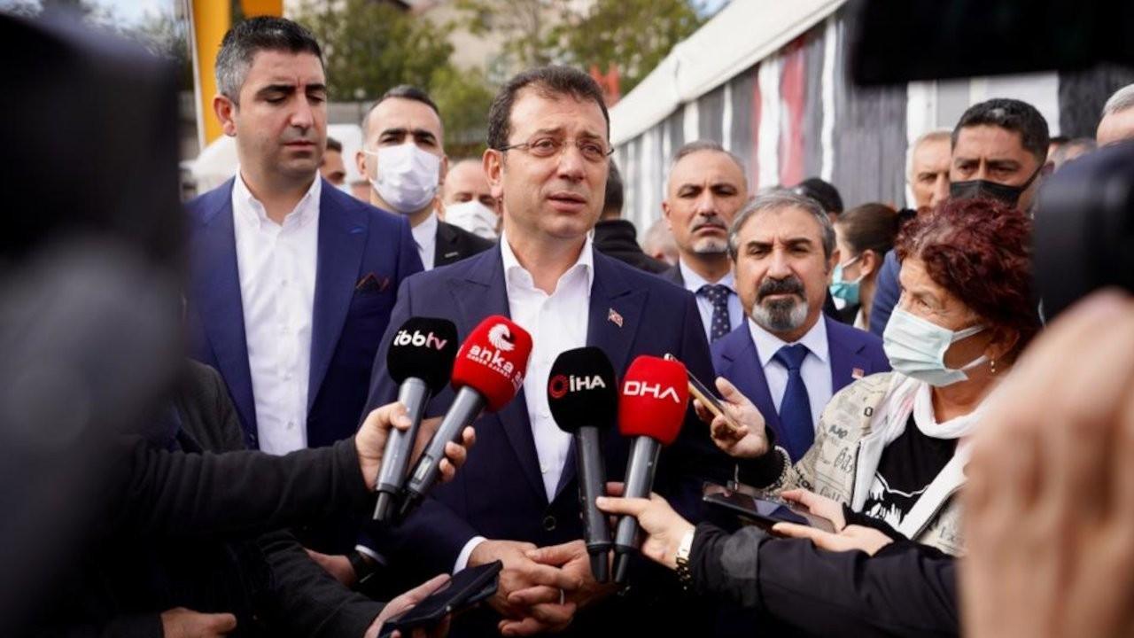 İmamoğlu, Akşener'in cumhurbaşkanlığı açıklamasına yanıt verdi