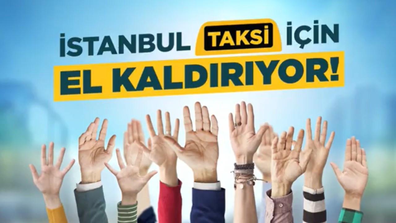 İmamoğlu: Kaliteli taksi sistemimizi 10. kez UKOME'ye getireceğiz