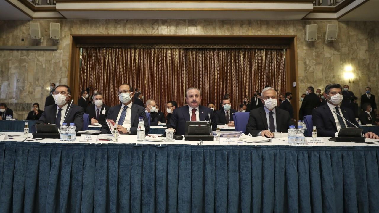 Gergerlioğlu'ndan Şentop'a: Sahte bir tutanakla milletvekilini içeriye attıran insansınız